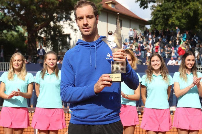Challenger: Berrettini si arrende in finale, Gasquet vince in Polonia