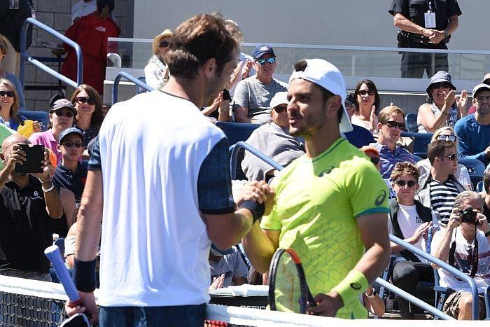 US Open: il derby azzurro regala a Lorenzi i primi ottavi Slam
