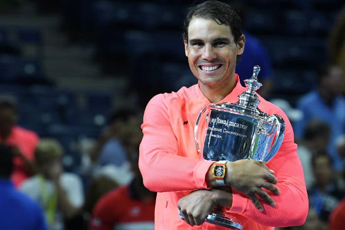 Pagelle US Open: Rafa sedicesimo, Fognini sex and the City