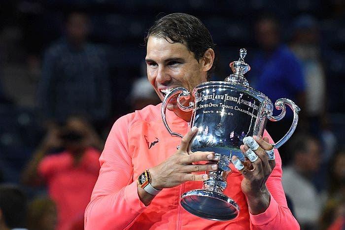 US Open: Nadal vince una finale senza storia, sedicesimo Slam