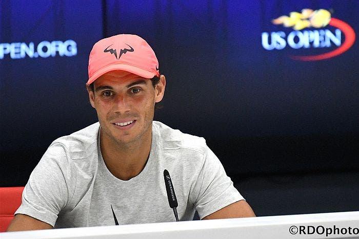 """Nadal: """"Perdere il primo set mi ha fatto capire dove sbagliavo"""""""