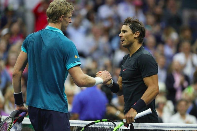 Tutto il meglio di Nadal-Anderson: gli highlights
