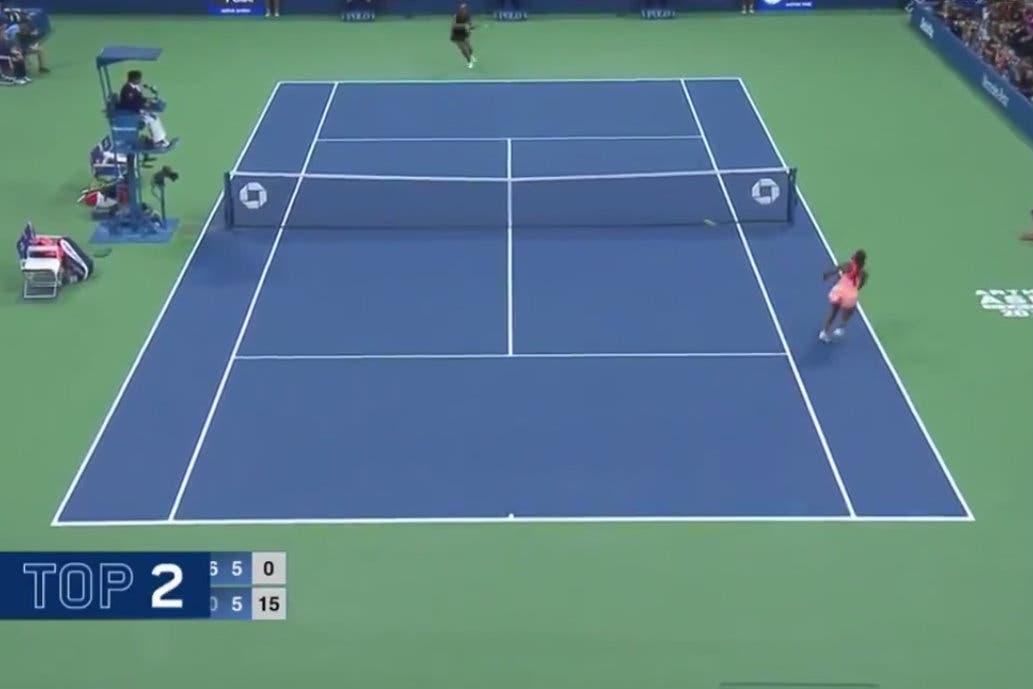 Stephens pigliatutto: bordate, palle corte e finale Slam!