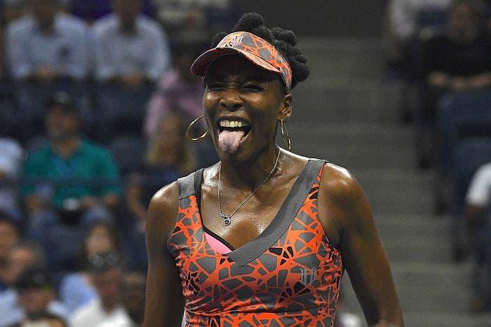 US Open: Venus Williams da 9 in pagella, eliminata Kvitova