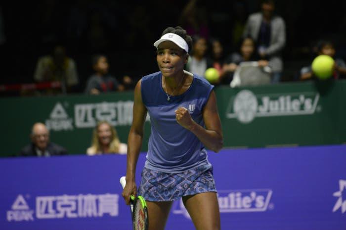 WTA Finals: cuore senza età, Venus Williams torna in finale