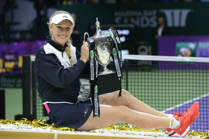 Wozniacki e Kvitova vanno alle Finals, Sabalenka quasi fuori