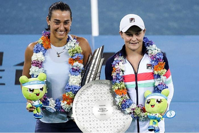 Garcia contro Barty: generazioni di tennis a confronto