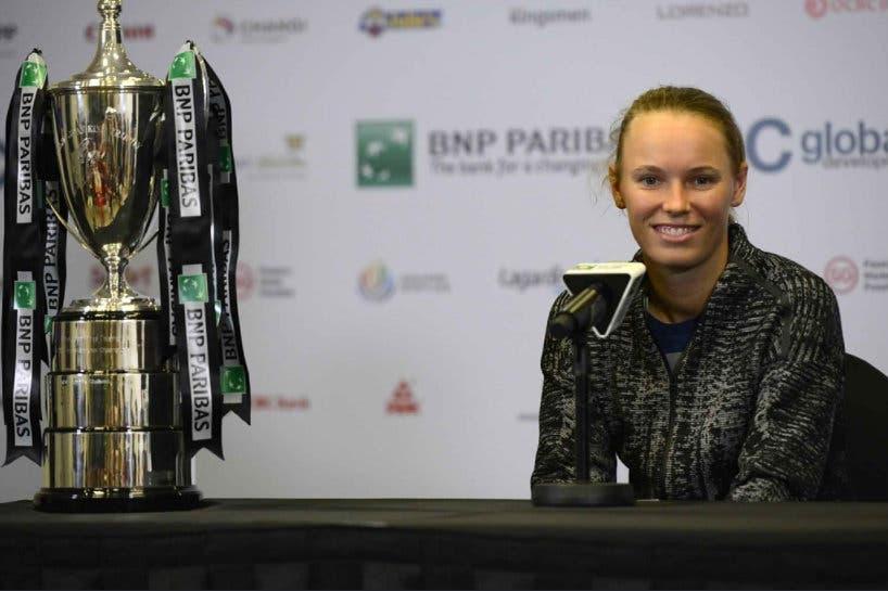 """Wozniacki: """"Uno Slam? Ora fatemi assaporare questa vittoria"""""""
