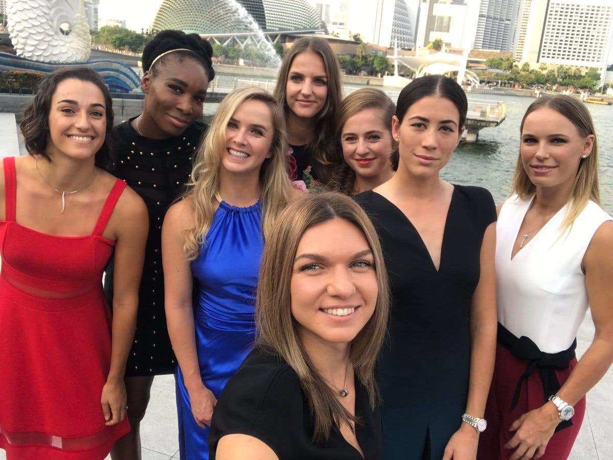 WTA Finals: gruppo bianco di fuoco, Halep e Svitolina nel rosso