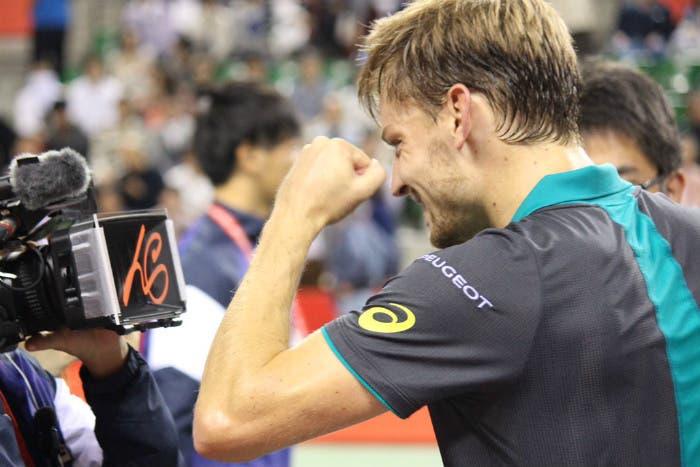 ATP Tokyo: super Goffin, secondo titolo di fila e rientro in top 10