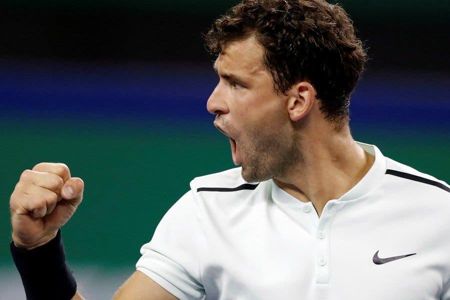 ATP Race to London: Dimitrov e Cilic quasi qualificati. Delpo spera