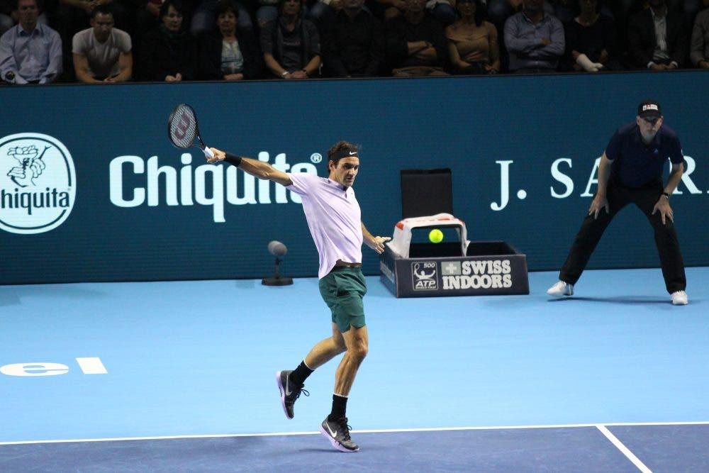 Federer annuncia il forfait a Parigi-Bercy, obiettivo Londra