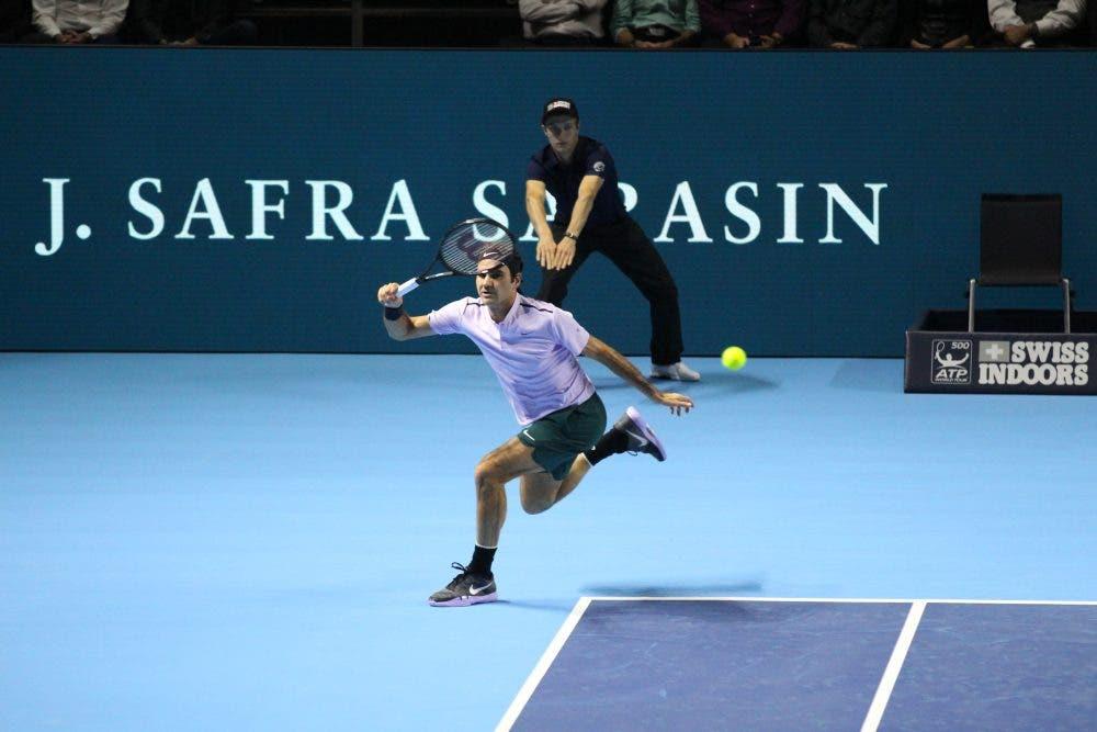 """Federer: """"Del Potro non ha problemi fisici"""""""
