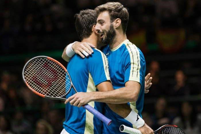 ATP Basilea: Granollers e Dodig vincono il doppio