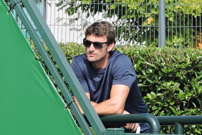 """La replica di coach Ferrero: """"Zverev si è montato la testa"""""""