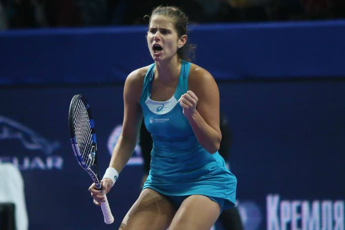 WTA Mosca: dominio Goerges in finale, Kasatkina non c'è