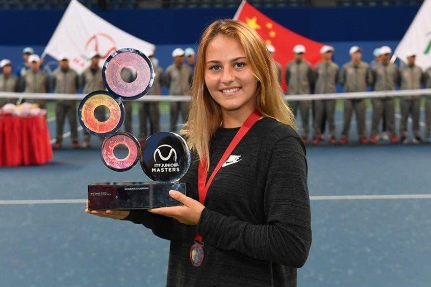 """ITF Junior: Kostyuk e Ruusuvuori sono i """"Maestri"""" del 2017"""