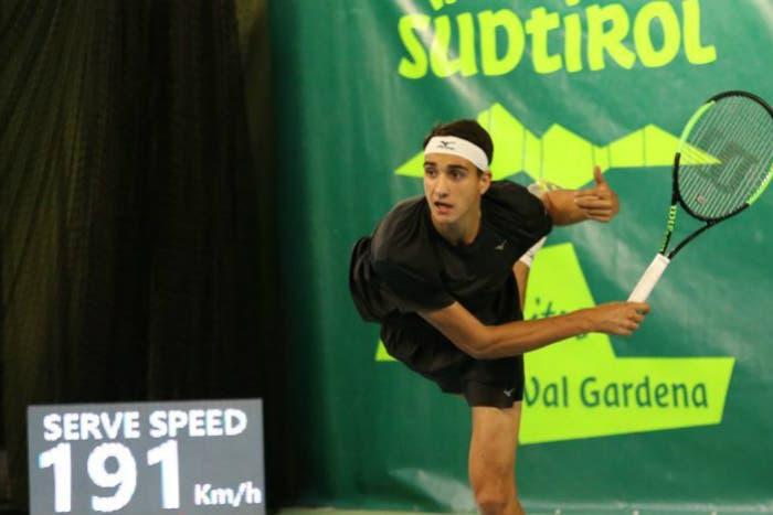 Challenger Ortisei: primo titolo in carriera per Sonego