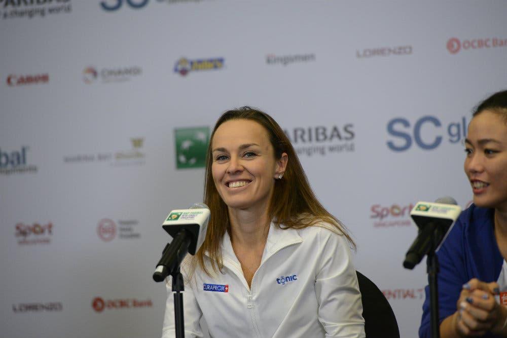 L'ultimo match di Martina Hingis