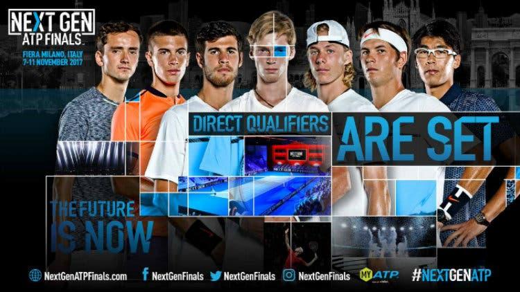 ATP NextGen Finals, la guida completa