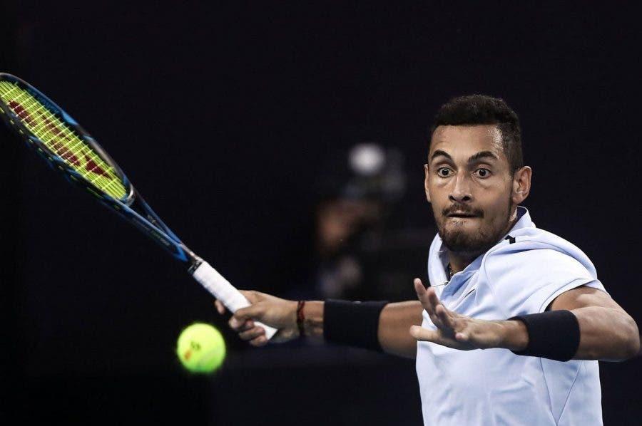 ATP Pechino: Kyrgios è centrato, sarà lui a sfidare Nadal