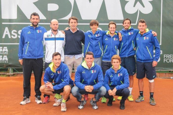 Serie A1 maschile: Park Genova e TC Italia comode, due pareggi nel Girone 4