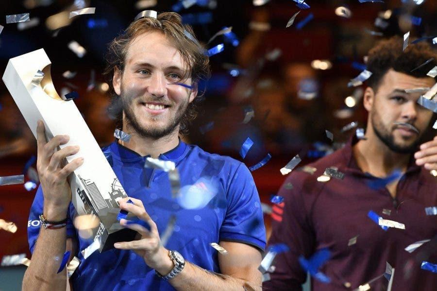 ATP Vienna: Pouille domina il derby, terzo titolo dell'anno