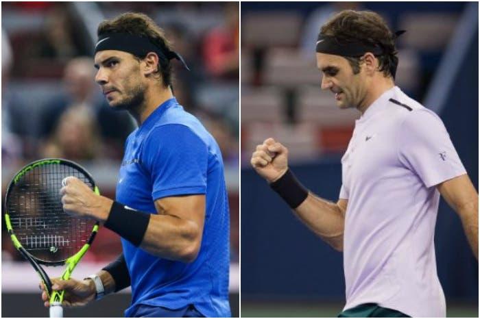 Come ti vinco Shanghai: i numeri della finale Federer-Nadal