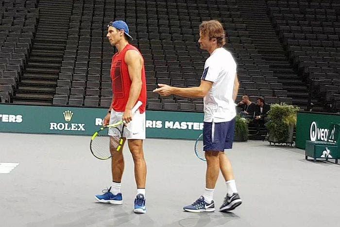 ATP Bercy, spunti tecnici: Nadal e la risposta anticipata