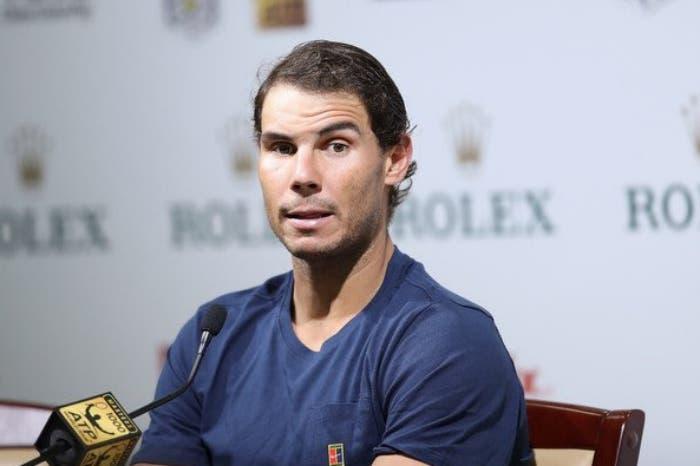 """Rafa Nadal rinuncia al Queen's: """"Devo ascoltare il mio corpo"""""""