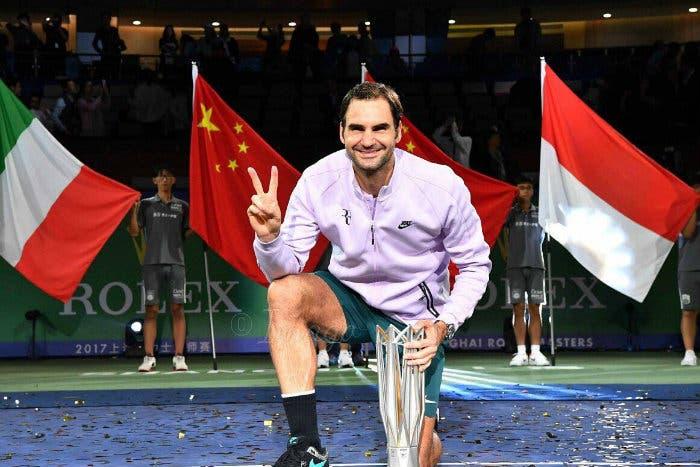 """Federer: """"Match molto pulito, non cambio programma per il numero 1"""""""