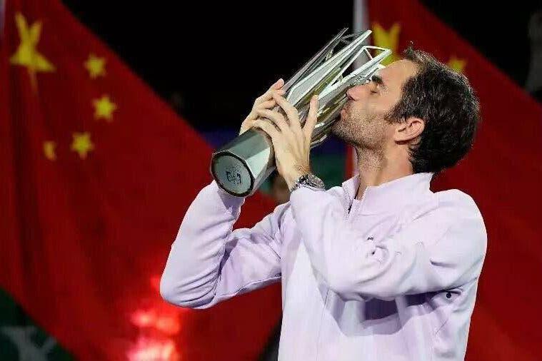 ATP Shanghai: questo Federer è imbattibile per questo Nadal