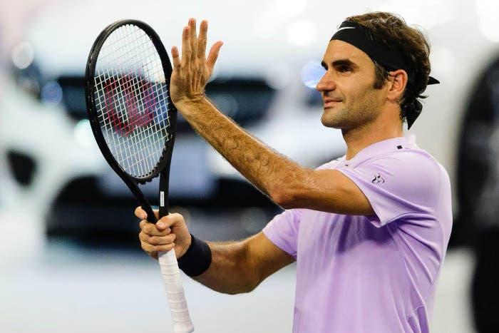 ATP Shanghai: Federer supera Gasquet, sarà rivincita con del Potro