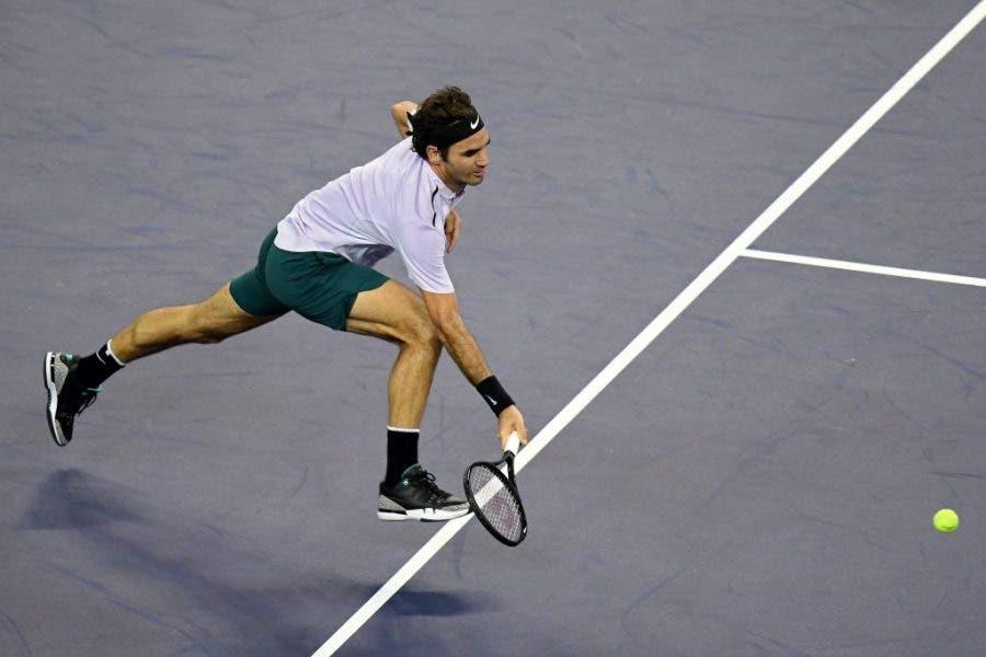 ATP Shanghai: Federer buon rientro, Nadal vola ancora da Fognini