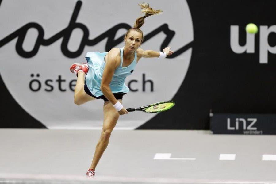 WTA Linz: finale tra le prime due teste di serie, Rybarikova e Strycova