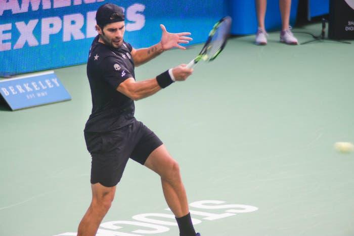 ATP Vienna, quali: avanti Fabbiano e Bolelli, male Seppi
