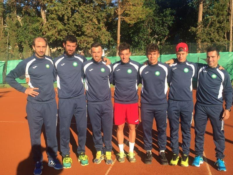 Serie A1 maschile: TC Prato sconfitto, vittoria per Sinalunga