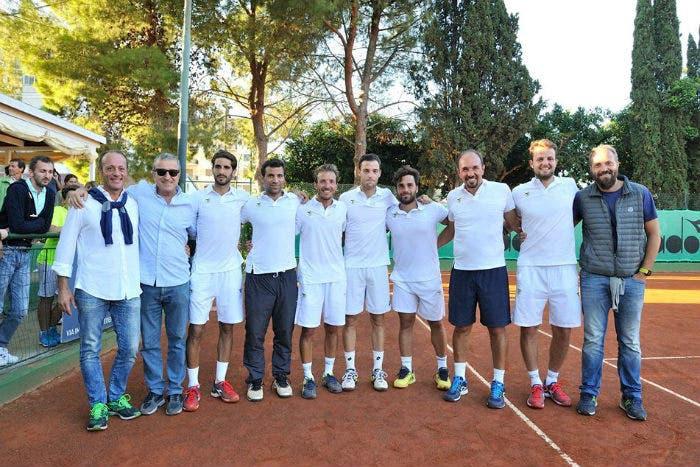 TC Palermo 2: esordio in Serie A1 puntando sui giovani