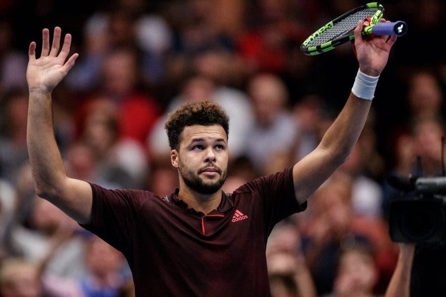 ATP Vienna: Tsonga-Pouille, super derby per il titolo