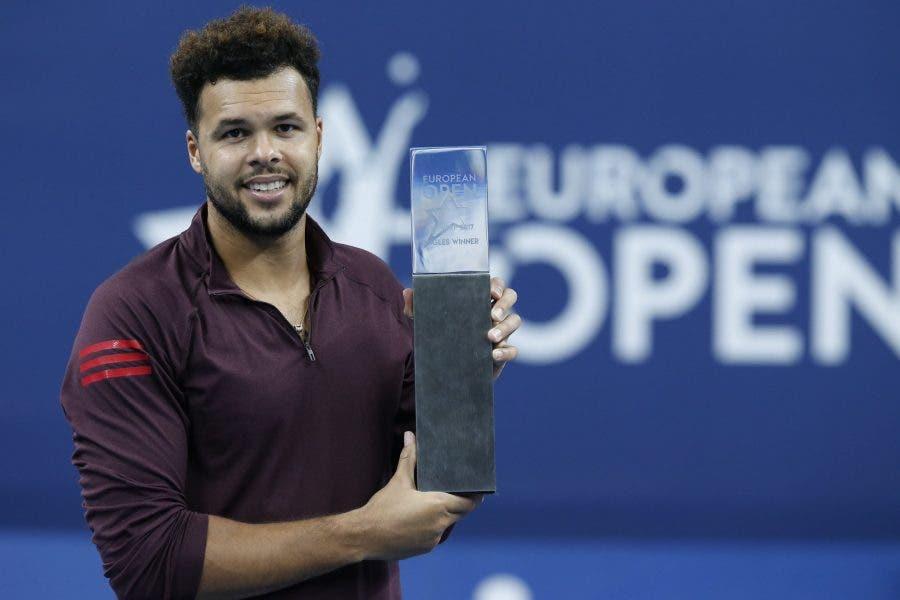 ATP Anversa: Tsonga forza quattro! In finale è insuperabile