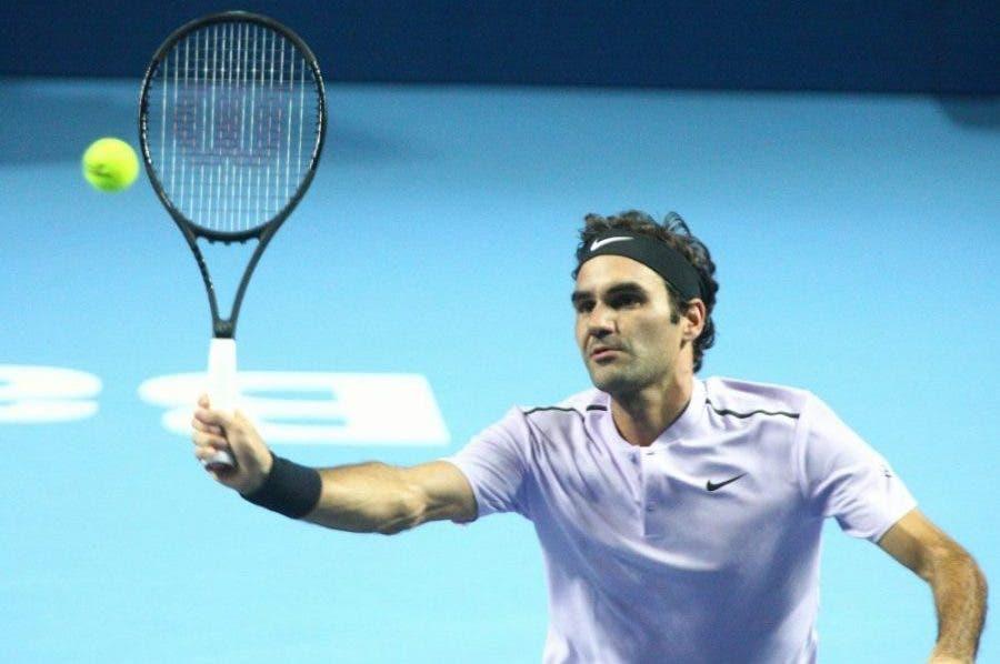 """Federer: """"Il mio corpo mi chiede una pausa, non giocherò a Bercy"""""""