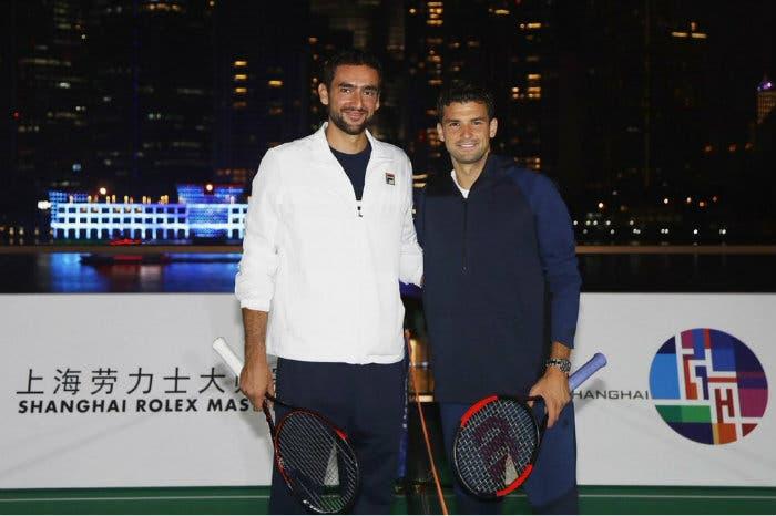 ATP Finals 2017: la matematica sorride a Dimitrov e Cilic