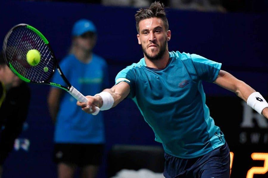 ATP Mosca: Dzumhur-Berankis finale e… primo turno