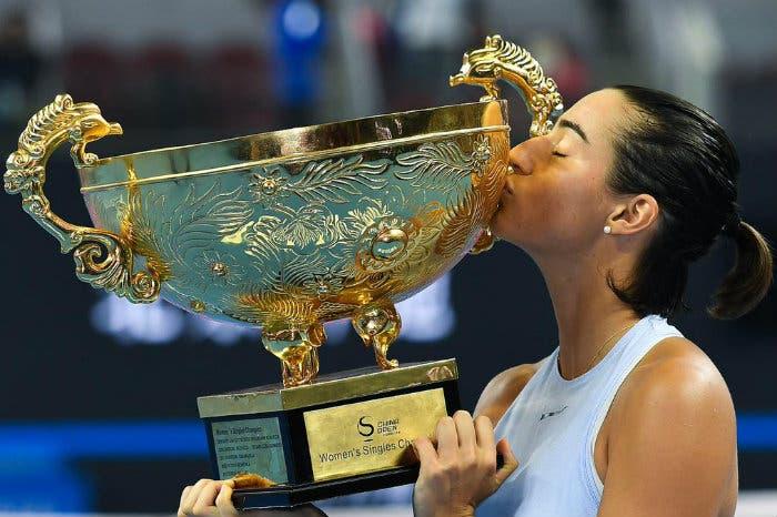 """WTA Pechino: Garcia, è un vero """"Carolavoro"""". Titolo e sorpasso"""