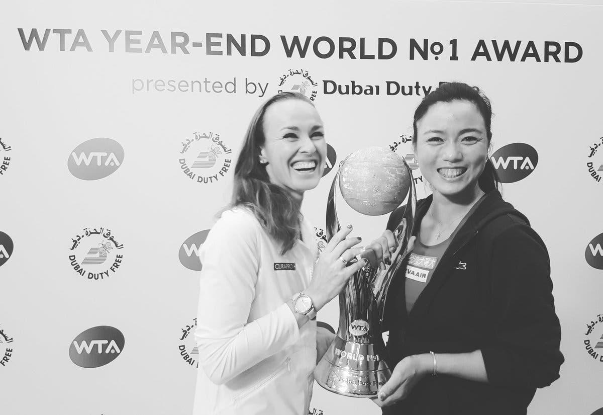 WTA Finals doppio: Hingis chiuderà da imperatrice o semplice regina