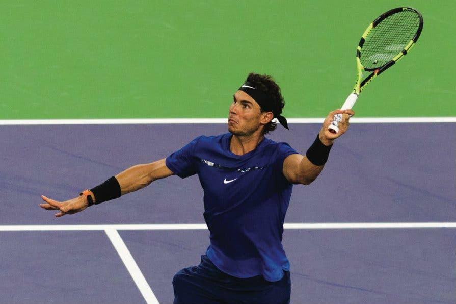 ATP Shanghai: Nadal prosciuga un Dimitrov quasi perfetto