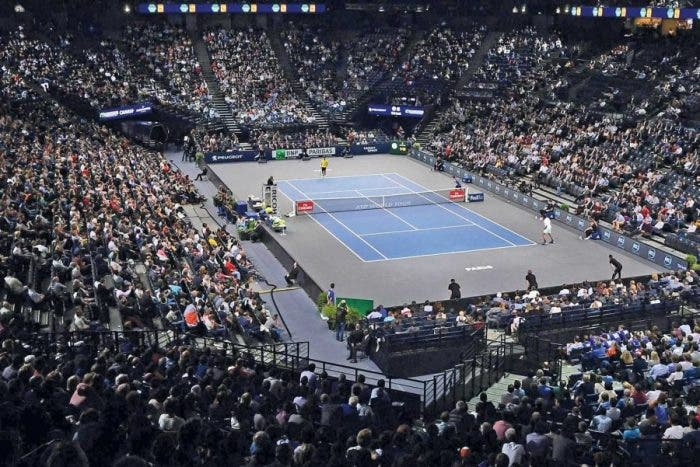 ATP Bercy, day 5: Nadal a merenda, Cilic a cena
