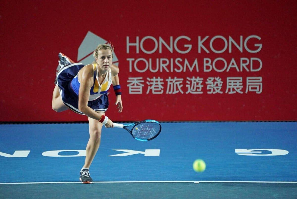 WTA Hong Kong: Pavlyuchenkova batte Gavrilova e il meteo