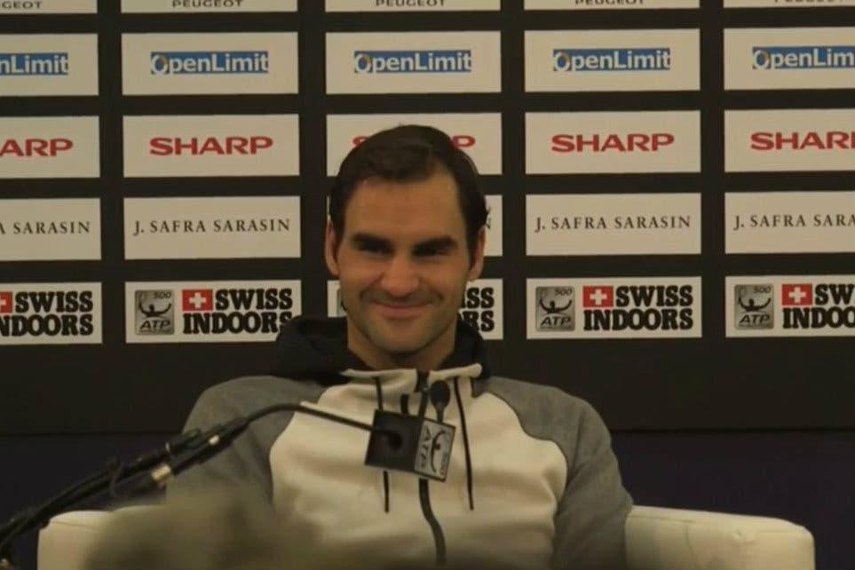 Pagelle: questo Federer burlone che prende in giro tutti