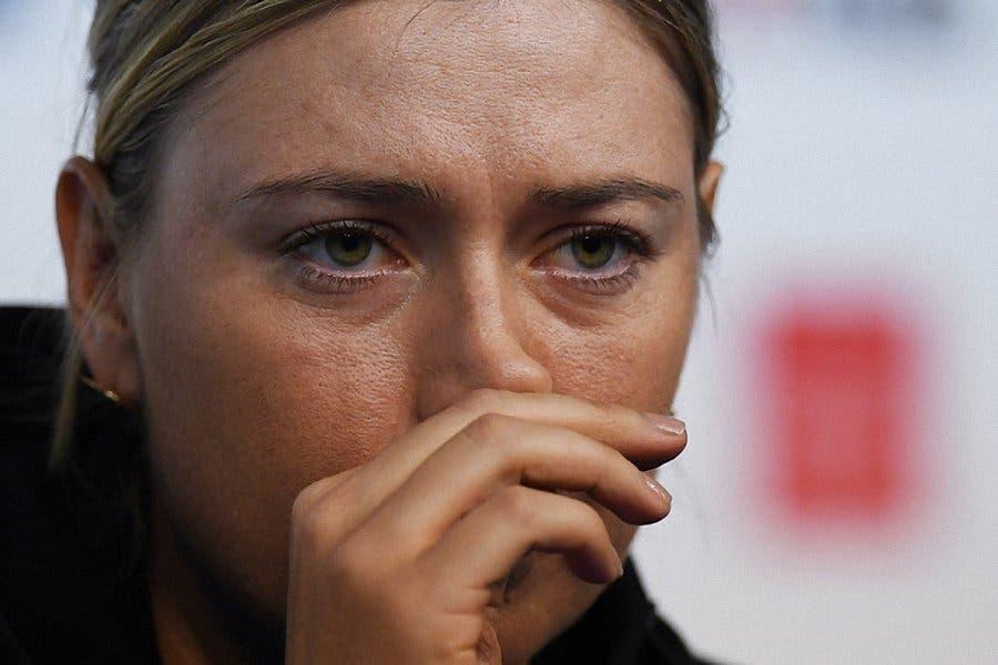 """Sharapova: """"Lo sport dà a chi lo pratica qualcosa di non replicabile"""""""